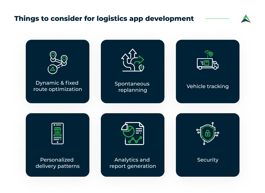 logistics-app-development